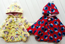 2015 New design autumn&winter baby cloak high quality made in china cheaper price