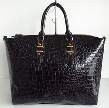 big size American stone pattern beauty design lady handbags