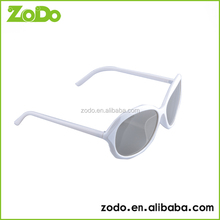Bulk personal circular polarized 3D glasses blue movie sexy