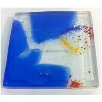 N169 New Design Fashion Modern Cast Glass Panels Wholesale
