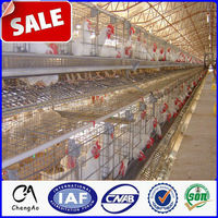 Farming poultry chicken cages for sale /broiler chicken cage(made in China)