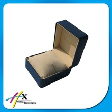 Factory Direct Produce Velvet Lining Cheap Watch Box