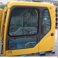 low price hyundai R210-5 cabin door lock assy excavator