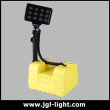 led industrial light area lighting system RALS9936 rechargeable portable light