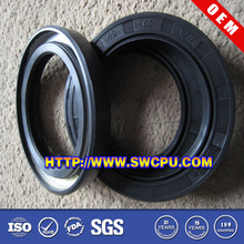 Customized round rubber seals for canisters