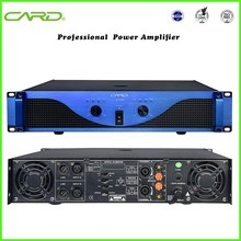 300W-1200W professional power audio amplifier manufacturer