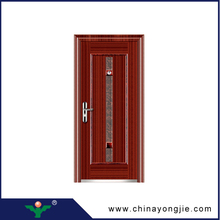 2015 new product exterior front entry steel doors for sale