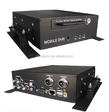 HDD Mobile DVR (Basic model) 4 ch D1 HDD mobile DVR,support RJ45 1-4 channels Model DVR series