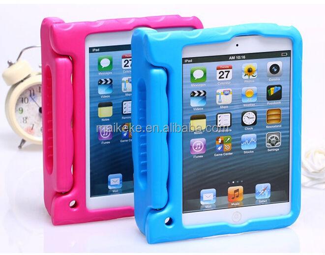 for iPad case, anti-shock EVA case for ipad