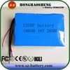 customized samsung battery cell pack 13s8p inr/ ncr 18650 battery for 48v 20ah electric bike battery