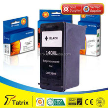 for HP 140 XL Ink Cartridge , 140 XL Ink Cartridge for HP , With Triple Quality Tests.