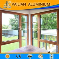 WOW!Pailian all types of aluminium extrusion profile for aluminium frame window, names of aluminum windows china supplier of USA