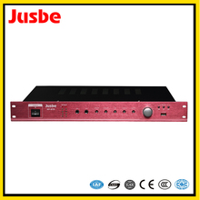 professional manufacturer red aluminium alloy 480*280*70cm audio integrated amplifier for teaching