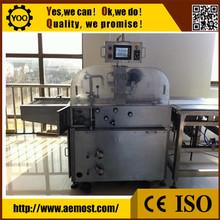 F2123 Made in china eu standard factory price hot sale cookie chocolate coating machine