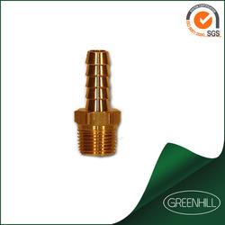 Brass female hose nipple/coupling/fitting