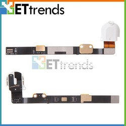 New White for iPad Mini 3 Audio Flex Cable Replacement