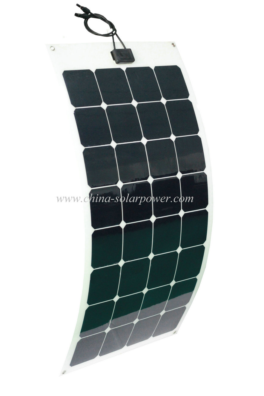 sunpower semi flexible solar panel (1)