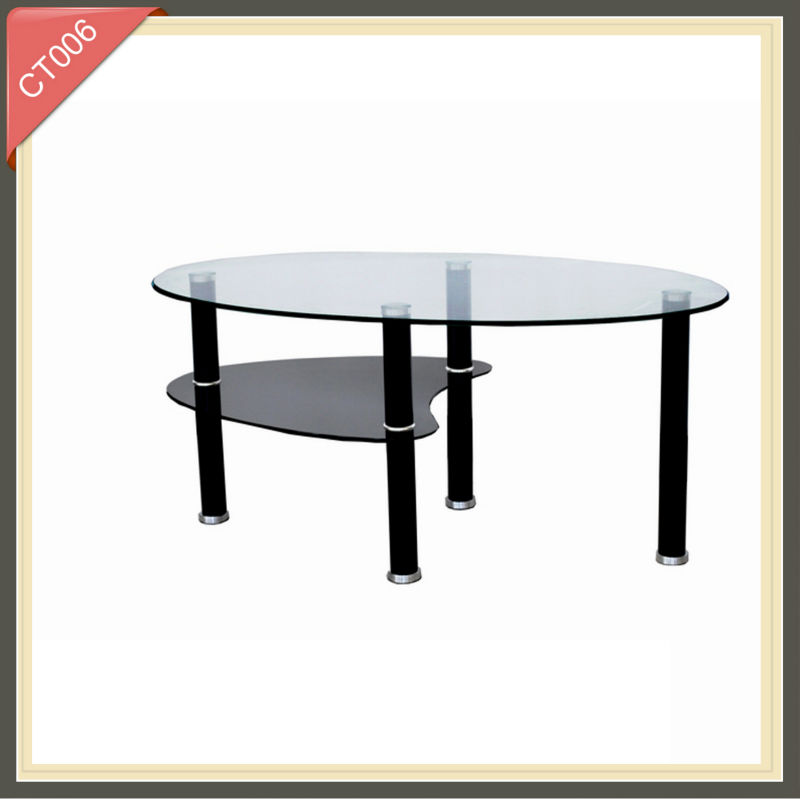 Tempered glass coffee table buy modern coffee table for Tempered glass coffee table