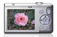 HD digital camera with 2.4'' TFT display and 15mp max , anti shake digital camera