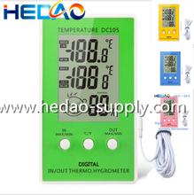 indoor igrometro termometro esterno digitale della temperatura termo igrometro