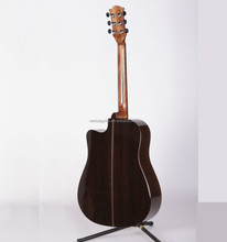 """brand guitar 41""""Solid Acoustic PT-62 from Venice Musical Instrument Factory"""
