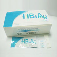 CE and ISO Approved hbsag elisa kit