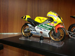 Alibaba China Supplier 1:12 new motorcycle model 110cc