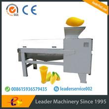 Leader modern design mango crusher machine