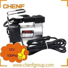 Best Price 12 Volt DC Portable Car Tire Air Inflator Pump/Electric Balloon Inflator Pump/Car Mini Air Compressor 10A 100Psi