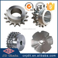 Stainless steel sprocket and chain wheel