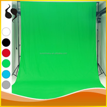 1.8*2.8M PHOTOGRAPHIC EQUIPMENT BACKGROUND STAND CHROMAKEY MUSLIN BACKDROPS