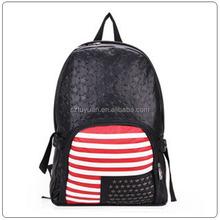2014 high quality teenager school bag