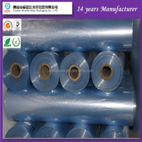 Good flexibility non-toxic good heat sealing high gross PVC stretch shrin k film