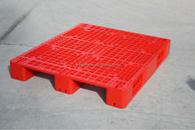 Single face display hdpe euro plastic pallet for sale