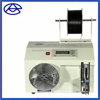AM102 High Quality small coil winding machine coil wire,Semi-automatic wire winding and bundling Machine with competitive price