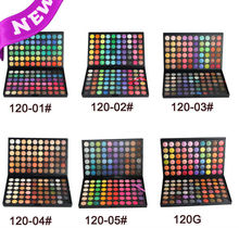 wholesale Cheaper 2014 Hot Selling Professional makeup 120 eye shadow palette