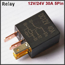 12 volt time delay relay overload relay
