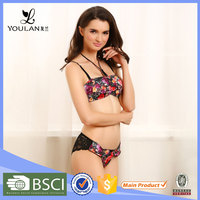 custom hot stylish demountable girl sexy fancy hot sexy underwear and bra