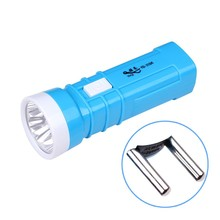 LED rechargeable flashlight/LED torch/rechargeable light