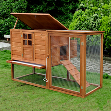 Backyard Deluxe Wooden Chicken Coops High Quality Wooden Chicken Cage