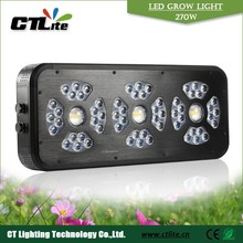 Ebay Alibaba Best selling 270W Full Spectrum LED Light Manufacturing Plant For Medical Plants