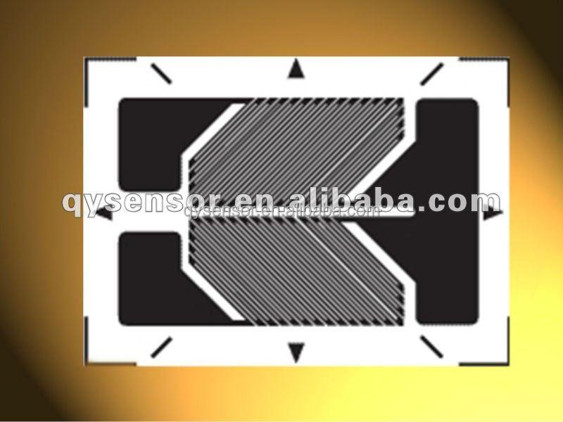 Foil Strain Gauges Linear Type Metal Foil Strain