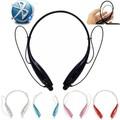 Mini sem fio Bluetooth Universal esporte fone de ouvido com microfone fone de ouvido estéreo para Samsung LG HBS-730 V4.0 headphone neckband