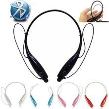 mini Wireless Bluetooth Universal sport earphone with mic Stereo Headset For Samsung LG HBS-730 V4.0 headphone neckband