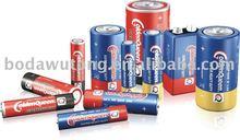 1.5v aaa um-4 carbon zinc dry battery