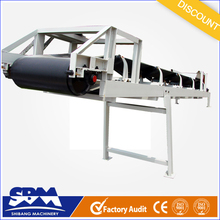 SBM 800mm belt conveyor machine with high quality and capacity