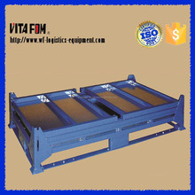 Auto parts Hydraulic parts casting parts storage Stackable IBC Container