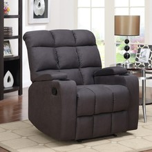 ZOY America style modern fabric single sofa furniture, recliner chair 97570-51