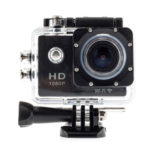 FHD 1080P Wifi,1.5 Inch LCD Screen,H.264 Diving Sports DV video Camera EXCELVAN Y8 with Taiwan Sunplus SPCA6330M