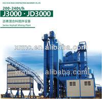 JX3000 240T ASPHALT MIXING PLANT